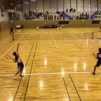 【男子ソフトテニス部】第10回中国高等学校ソフトテニス新人大会 結果報告