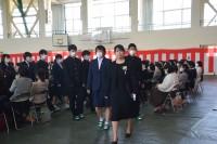 期待を胸に楽しい学校生活を送ってください!