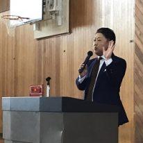 松江商工会議所会頭 田部長右衛門さんの講演会を開催しました | 島根 ...